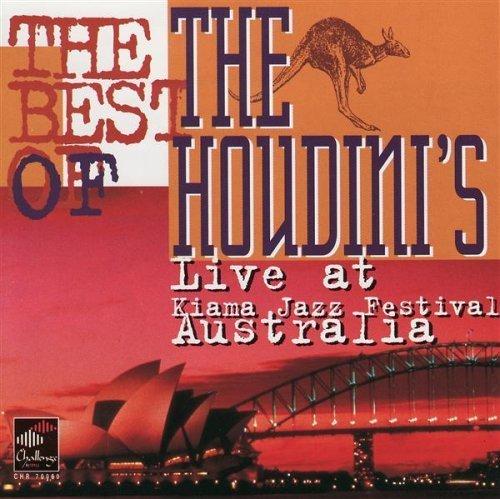 Live at Kiama Jazz Festival Australia by Houdinis (1999-02-09)