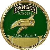 ranger coin - Camp Merril Rangers Challenge Coin