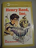 Henry Reed, Inc. by Keith Robertson (1980-12-15)
