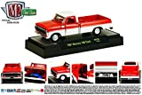 1967 MERCURY 100 TRUCK * Wild Cards Series Release 8 * M2 Machines 2015 Castline Premium Edition 1:64 Scale Die-Cast Vehicle ( WC08 15-25 )