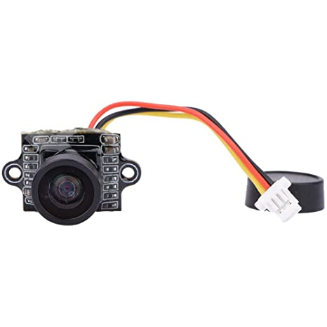 Accesorio de cámara CMOS 600TVL, cámara de dron RC Ligera Cámara ...