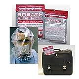 Best Emergency Escape Masks - Emergency Escape Mask -Breath of Life -Urban Survival/FIRE Review