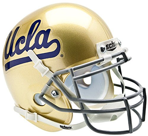 (Schutt UCLA Bruins Mini XP Authentic Helmet - NCAA Licensed - UCLA Bruins Collectibles)