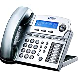 XBlue X16 Small Office Phone System 6 Line Digital Speakerphone - Titanium Metallic (XB1670-86)
