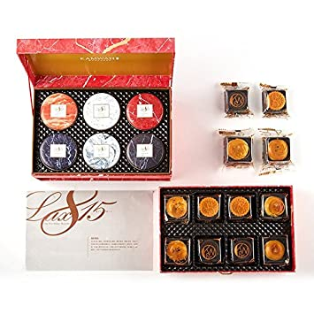 Amazon com : Jinhua Mooncake 815 Gifts Mid-Autumn Festival