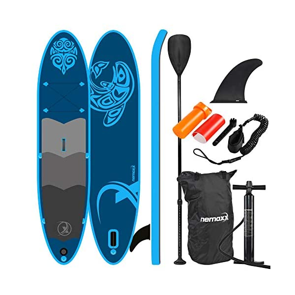 Nemaxx Stand Up Paddle Board, SUP Unisex-Adulto 1 spesavip