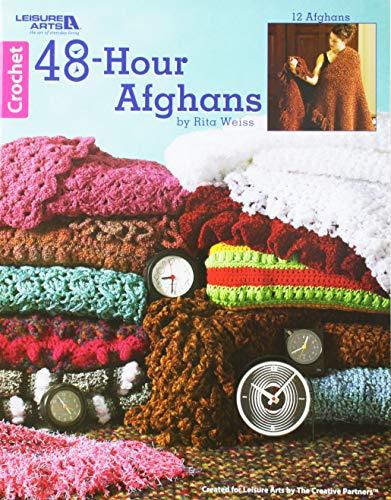 Crochet 48-Hour Afghans