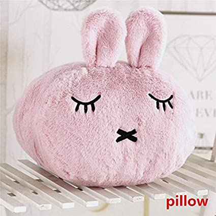 Amazoncom Culturemart Hot 3 Colors Cute Rabbit Pillow Baby Bed