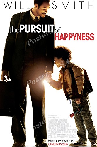 Posters USA The Pursuit of Happyness Will Smith Movie Poster GLOSSY FINISH - FIL683 (24