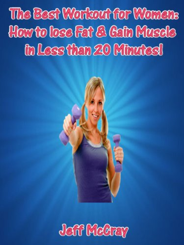 The Best Workout for Women:  How to Lose Fat & Gain Muscle in Less than 20 Minutes!