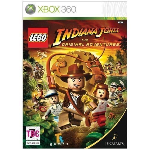 LEGO INDIANA JONES (Renewed)