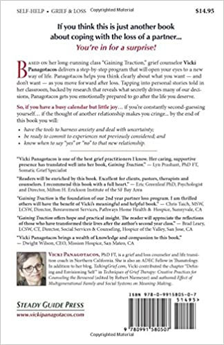 Gaining Traction: Starting Over After the Death of Your Life ...