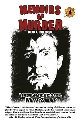 Memoirs Of Murder by Brad A. Braddock ebook deal