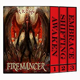 Firemancer Collection (Fated Saga Box Set Book 1) by [D'aigle, R. H.]