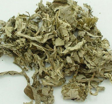 Wild grass leaves soaking herbs bath for Artemisia argyi wormwood Chen Aiye moxa moxa bag mail column 200g