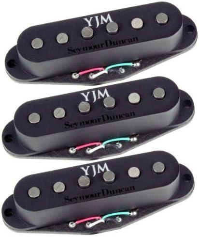Seymour Duncan YJM FURY STK-S10 set Black 11203-32-Bk [並行輸入品]