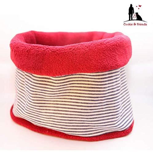 HundeloopStripes, Schal für Hunde, wunderbar warm und weich HundeloopStripes Schal für Hunde