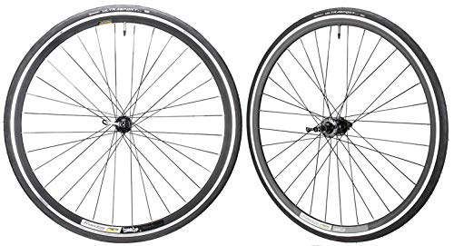 WTB Freedom Road Bike Campy 12Speed Wheelset with Continental 700c Tyre and Tube