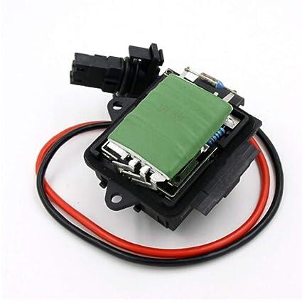 Amazon.com: NANA-AUTO HVAC Heater Blower Motor Resistor For Renault Trafic Vivaro OEM 7701050325: Automotive