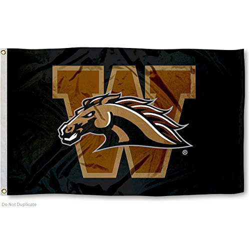Western Michigan Broncos Wall (Western Michigan WMU University Large College)
