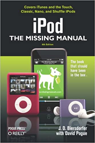 Amazon.com: iPod: The Missing Manual: The Missing Manual ...