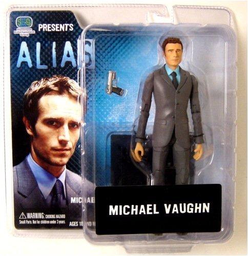 Alias Series 1 Michael Vaughn 7 action figure Stevenson Entertainment