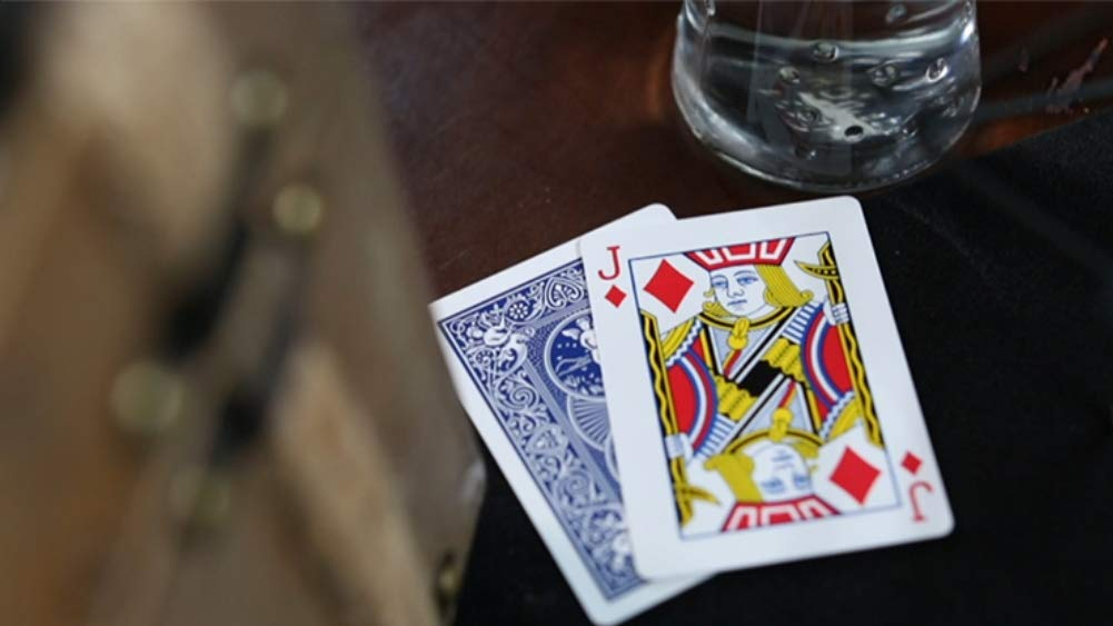 Ultimate Marked Deck (BLUE Back Bicycle Cards) - Trick by Magic Dream (Image #5)