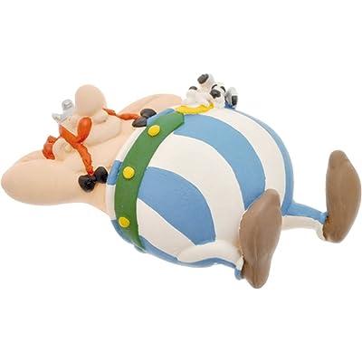 Plastoy SAS PLA70022 Napping Obelix Fridge Magnet Figure: Toys & Games