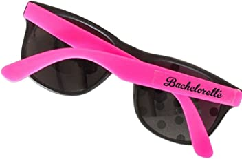 Bachelorette Party Sunglasses Set of 6 Style EB3109