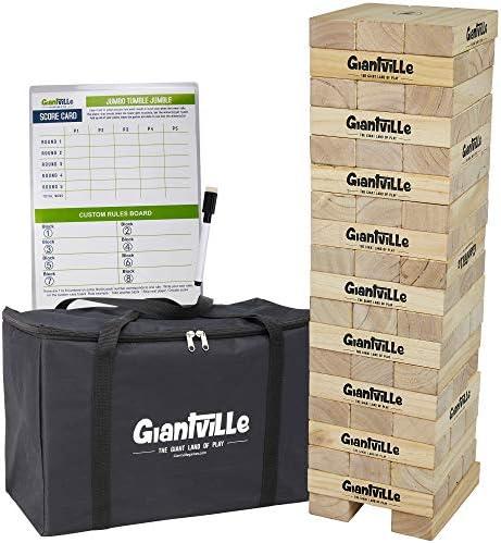 Giant Tumbling Timber Toy Giantville