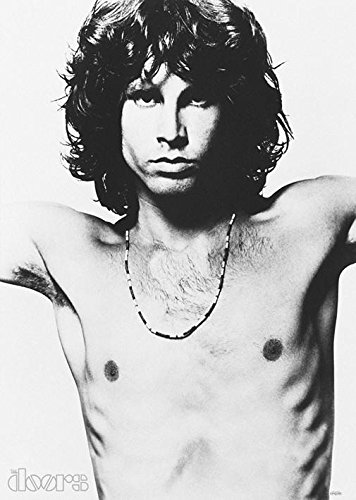- The Doors Jim Morrison Arms Out Classic Rock Music Icon Celebrity Poster Print 24 by 36