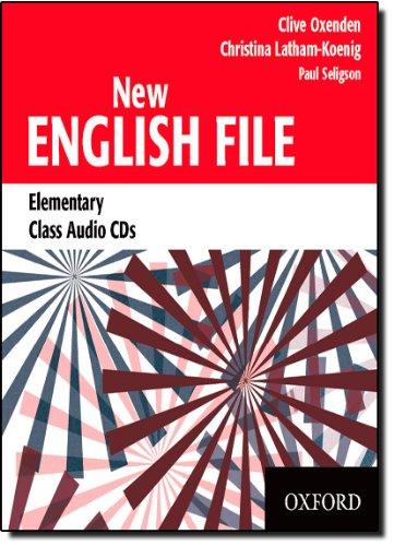 English File Elementary Pdf