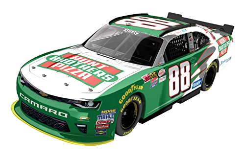 Lionel Racing Kevin Harvick #88 Hunts Brother's Pizza Xfinity 2016 Chevrolet Camaro NASCAR Diecast Car (1:24 Scale), Chrome