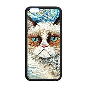 Flexible Durable TPU iphone 6 Case, Grumpy Cat, Back Cover For Iphone 6 (4.7 inch) - YurieStore