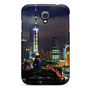 Ultra Slim Fit Hard Cynthaskey Case Cover Specially Made For Galaxy S4- City