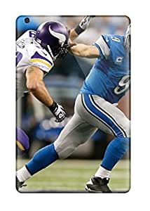 Ipad Mini/mini 2 Case Cover Detroit Lions Vikings Case - Eco-friendly Packaging