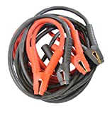 FJC (45265) 25' 2/0-Gauge Booster Cable with 800 Amp Rating Clamp