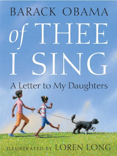 Book cover for Of Thee I Sing