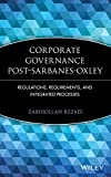 Corporate Governance Post-Sarbanes-Oxley 9780471723189
