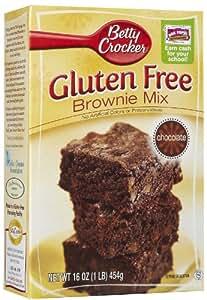 Betty Crocker Brownie Mix, Gluten Free-16 oz