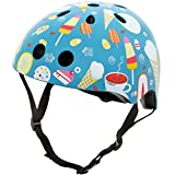 Cheap Hornit Mini Lids Multi-Sport Helmet with Rear Light | CPSC Certified for Biking, Skateboarding, and Skating | Fully Adjustable for Comfort and Safety (Candy, Medium (21-23″ / 5-14+ YRS))