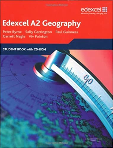 Book Edexcel A2 Geography: Student Book by Peter Byrne (3-Jul-2009)