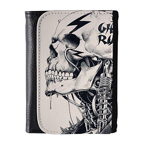 Evil Skull Wallet - 4