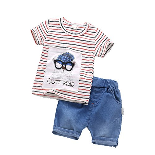 ftsucq-little-boys-cartoon-striped-shirt-top-with-denim-shorts-two-pieces-setsred-110