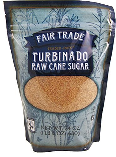 Trader Joes Turbinado Cane Sugar