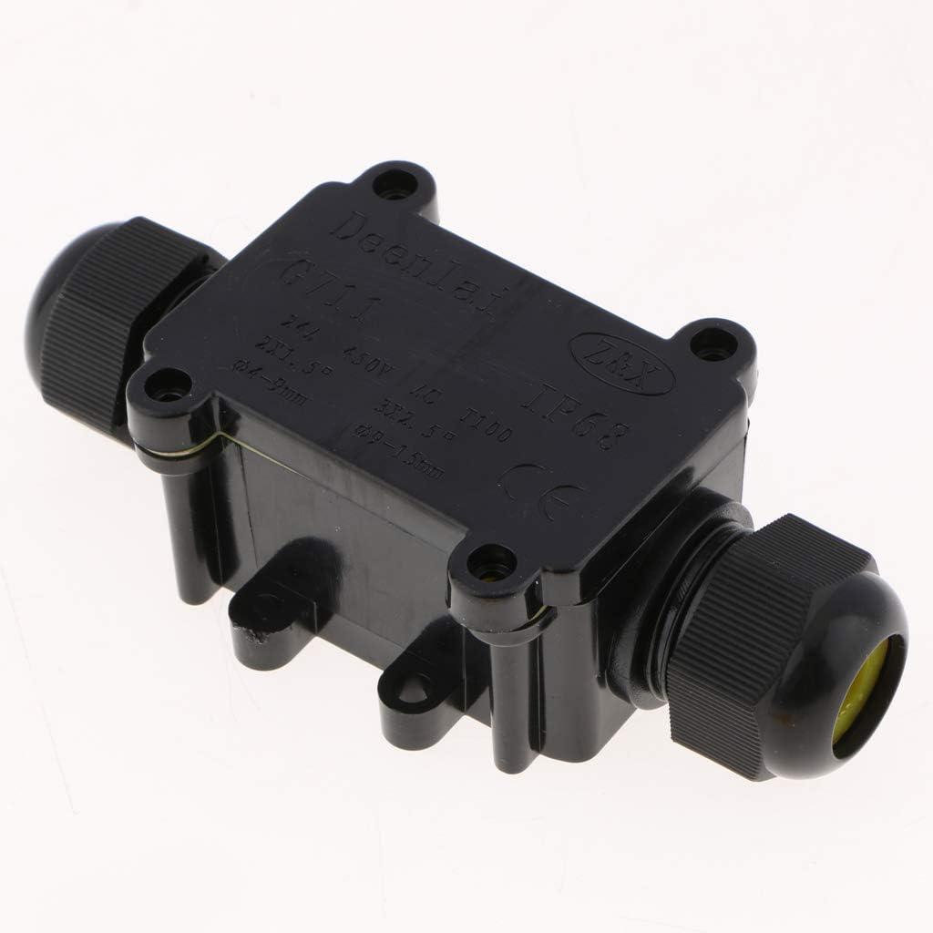 Sharplace 4pcs Ip68 Connecteur De Fil De C/âble /Électrique Bo/îte De Jonction