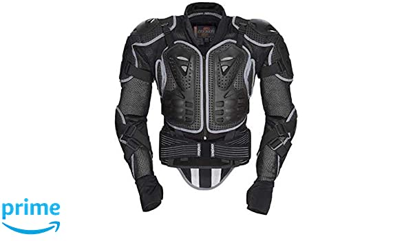 Cortech Unisex-Adult Accelerator Full Body Protector Black Small//Medium