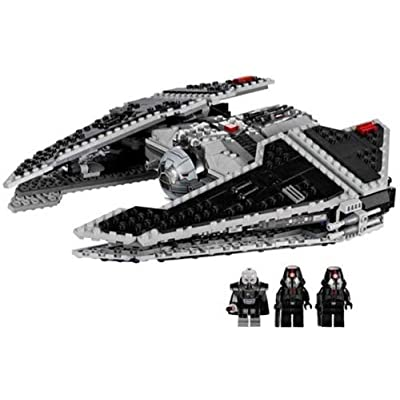 LEGO Star Wars 9500 Sith Fury-class Interceptor: Toys & Games