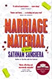Marriage Material by Sathnam Sanghera front cover
