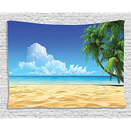 51iWGJqO0BL._SS450_ Beach Tapestries and Coastal Tapestries